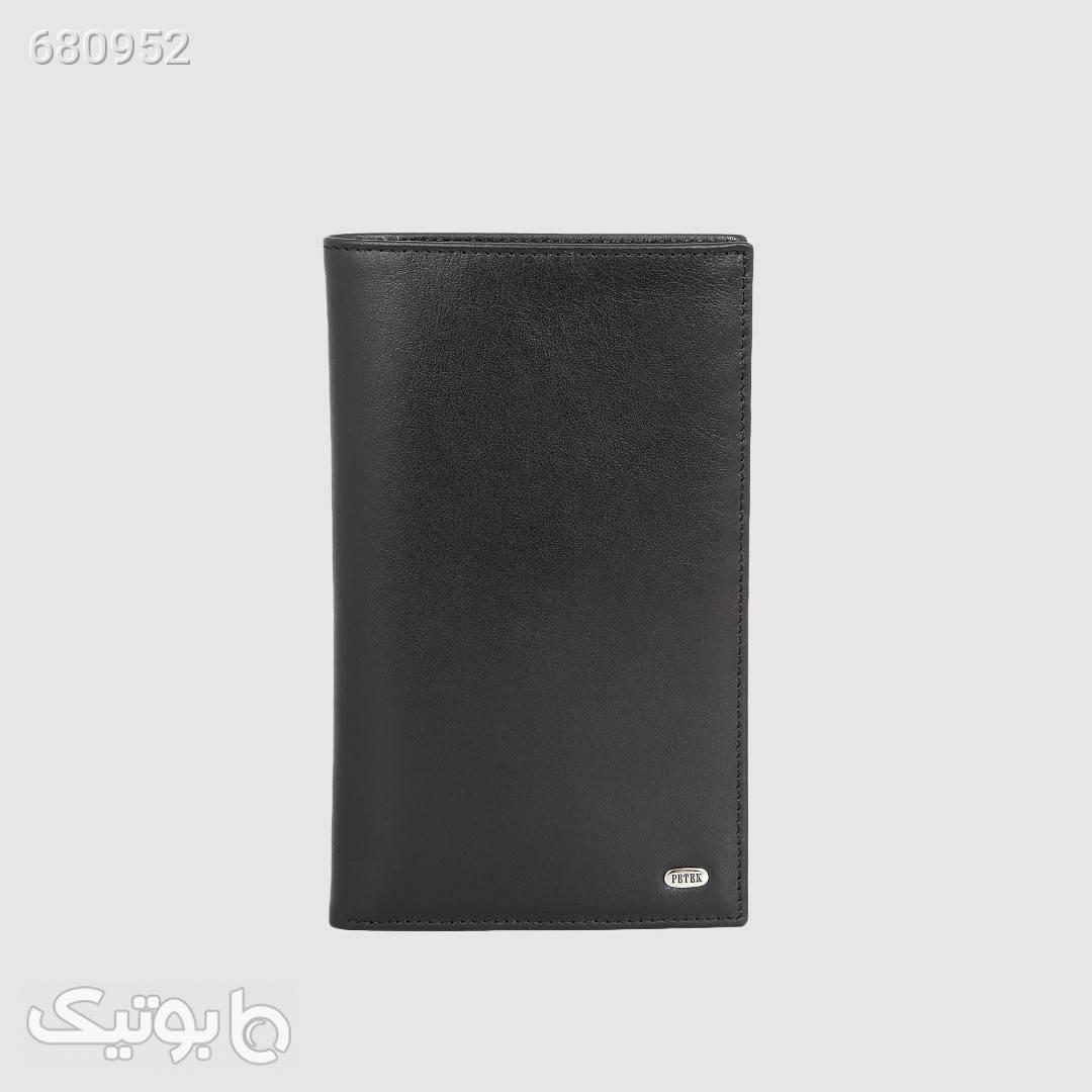 کیف اداری چرم مدل RH005 مشکی کیف اداری