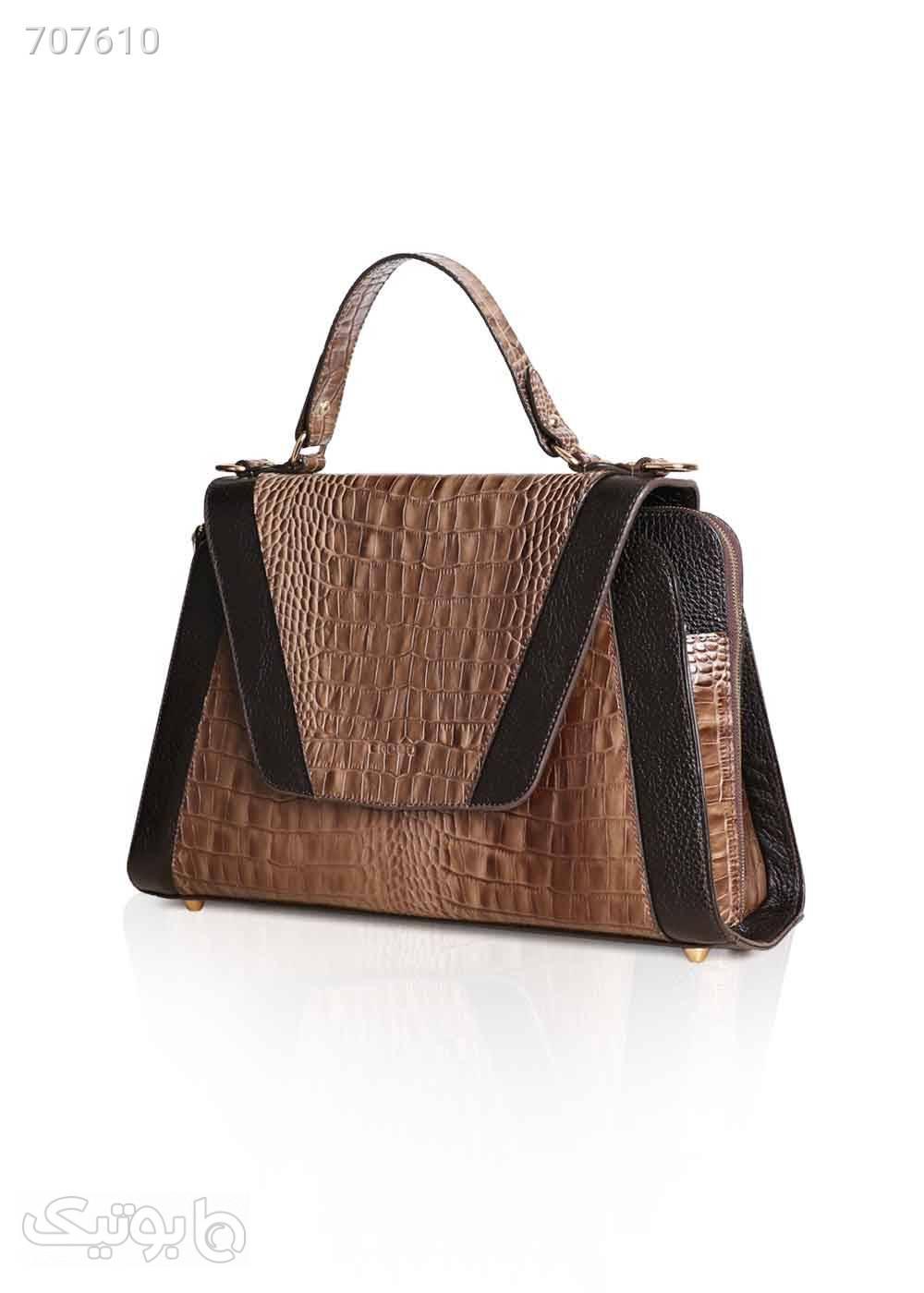 کیف دوشی دونیکو مشکی كيف زنانه