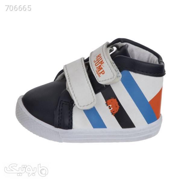 کفش راحتی نوزادی پسرانه ال سی وایکیکی مدل 8S3939Z1WHITE سفید کیف و کفش بچگانه