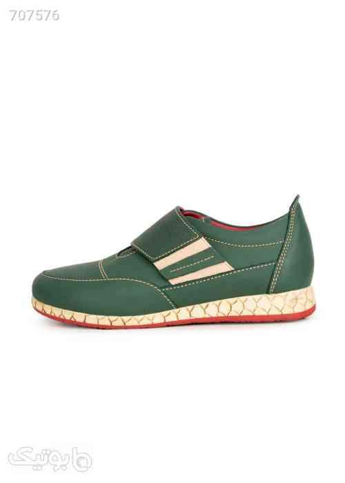 کفش اسپرت زنانه مدل آلیس سبز 99 2021