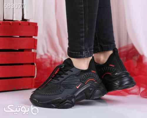 کفش کتونی دخترانه مدل جدید 2021 مشکی 99 2021