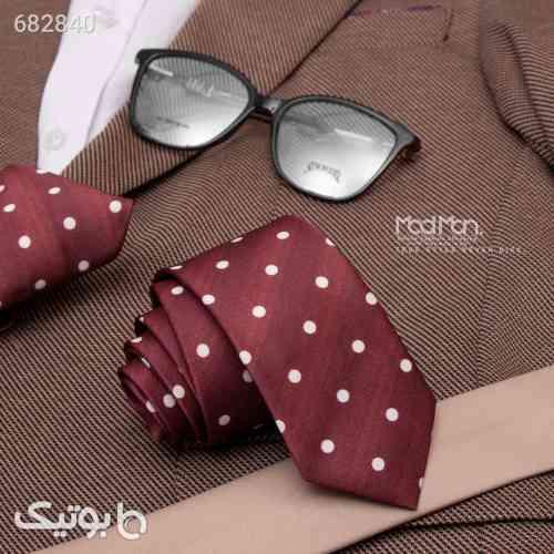 کراوات زرشکی 99 2021