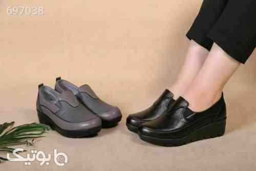 کفش طبی زنانه سبک وراحت پرفروش مشکی 99 2021