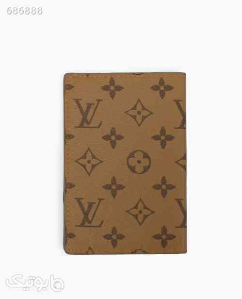کیف مدارک Louis Vuitton کد 4478LightBrown قهوه ای 99 2021