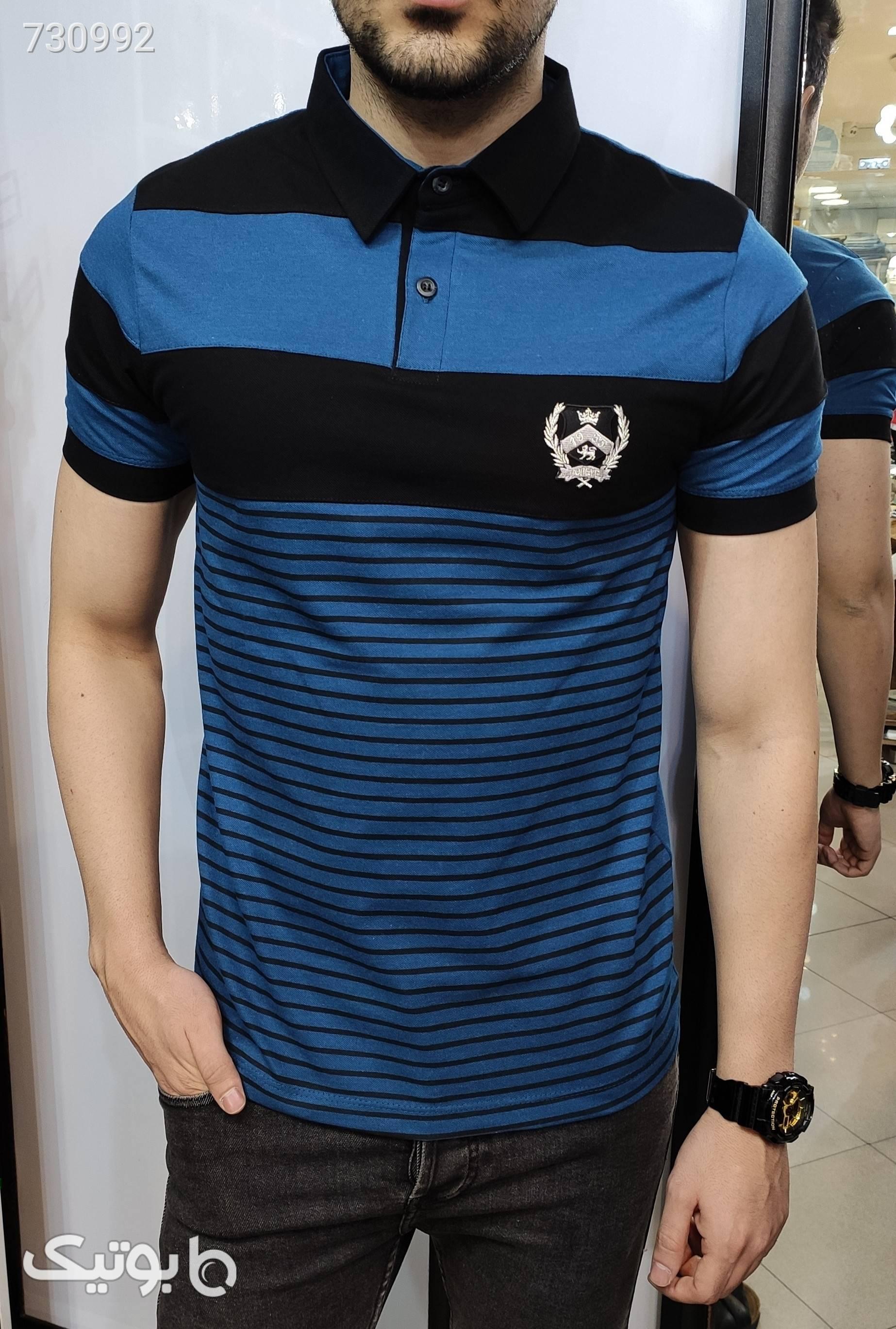 تیشرت یقه دار جودون زرد تی شرت و پولو شرت مردانه