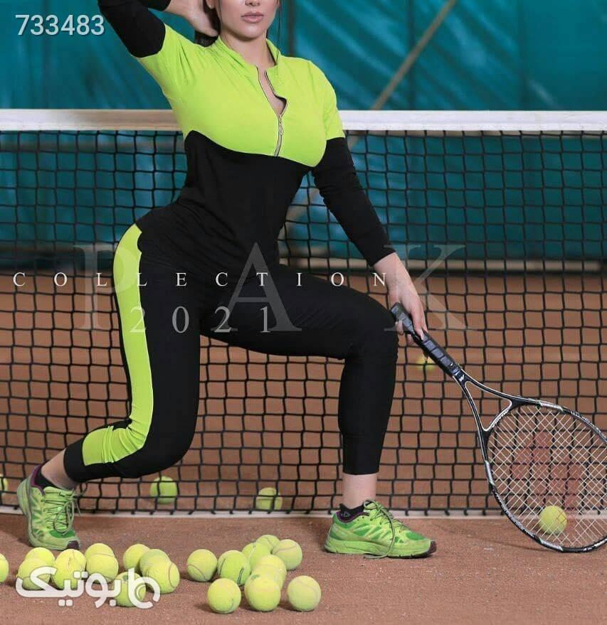 ست ورزشی زنانه  صورتی ست ورزشی زنانه