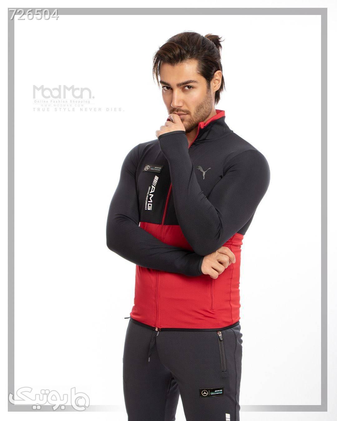 ست سویشرت و شلوار NIKE مشکی ست ورزشی مردانه