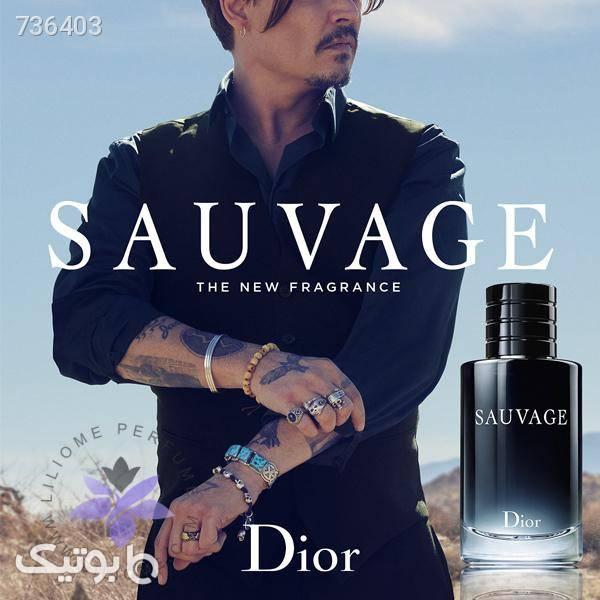عطر ادکلن دیور ساواجساوجساواژ | Dior Sauvage 200 ml آبی عطر و ادکلن