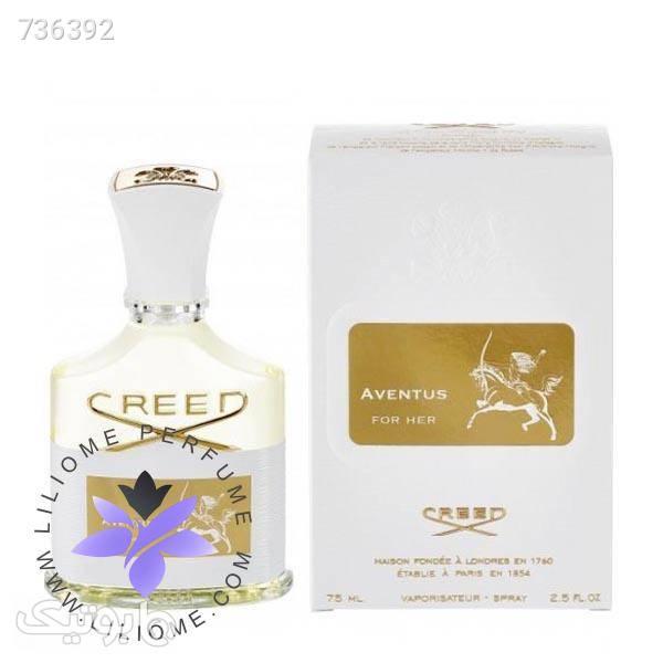 عطر ادکلن کرید اونتوس زنانه | creed Aventus for Her طلایی عطر و ادکلن