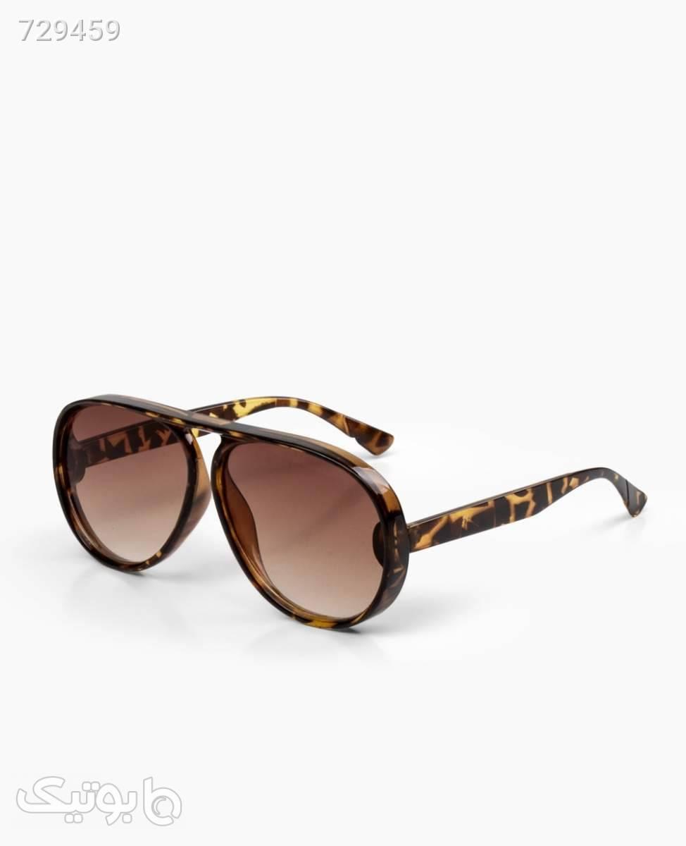 عینک آفتابی کد 5722Brown قهوه ای عینک آفتابی