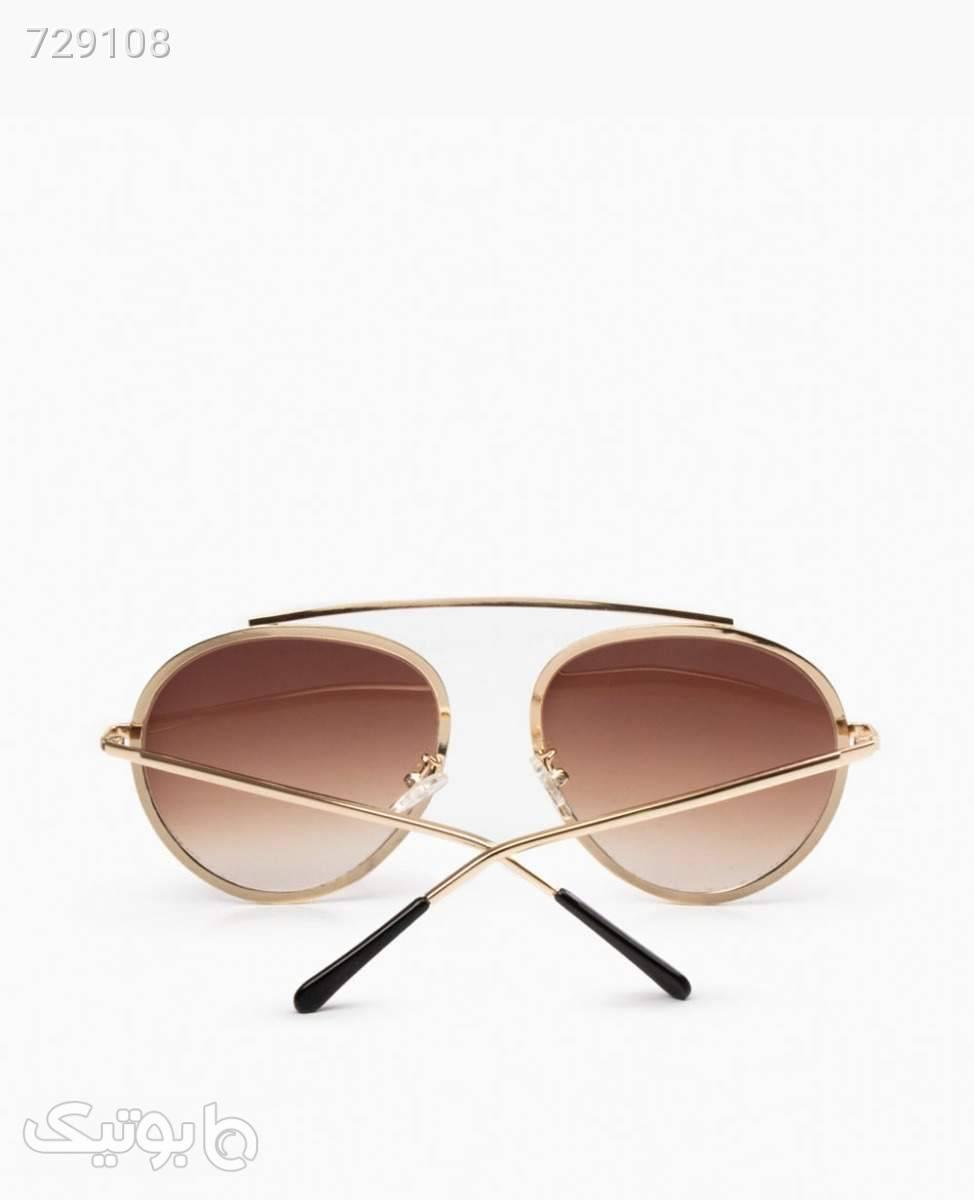 عینک آفتابی کد J1110Brown قهوه ای عینک آفتابی