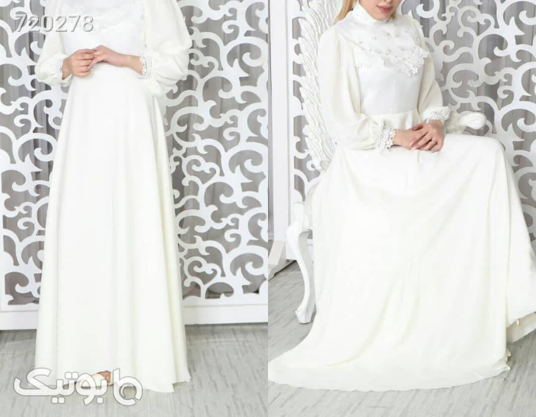 کالکشن عقد سفید لباس عروس