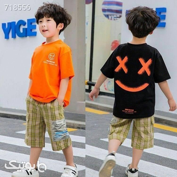 لباس عیدانه پسرانه  لباس کودک پسرانه