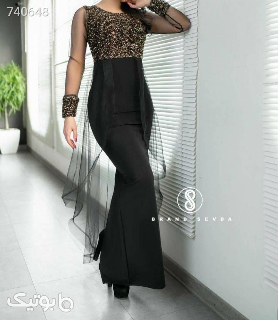 مدل نیلای   مشکی لباس  مجلسی