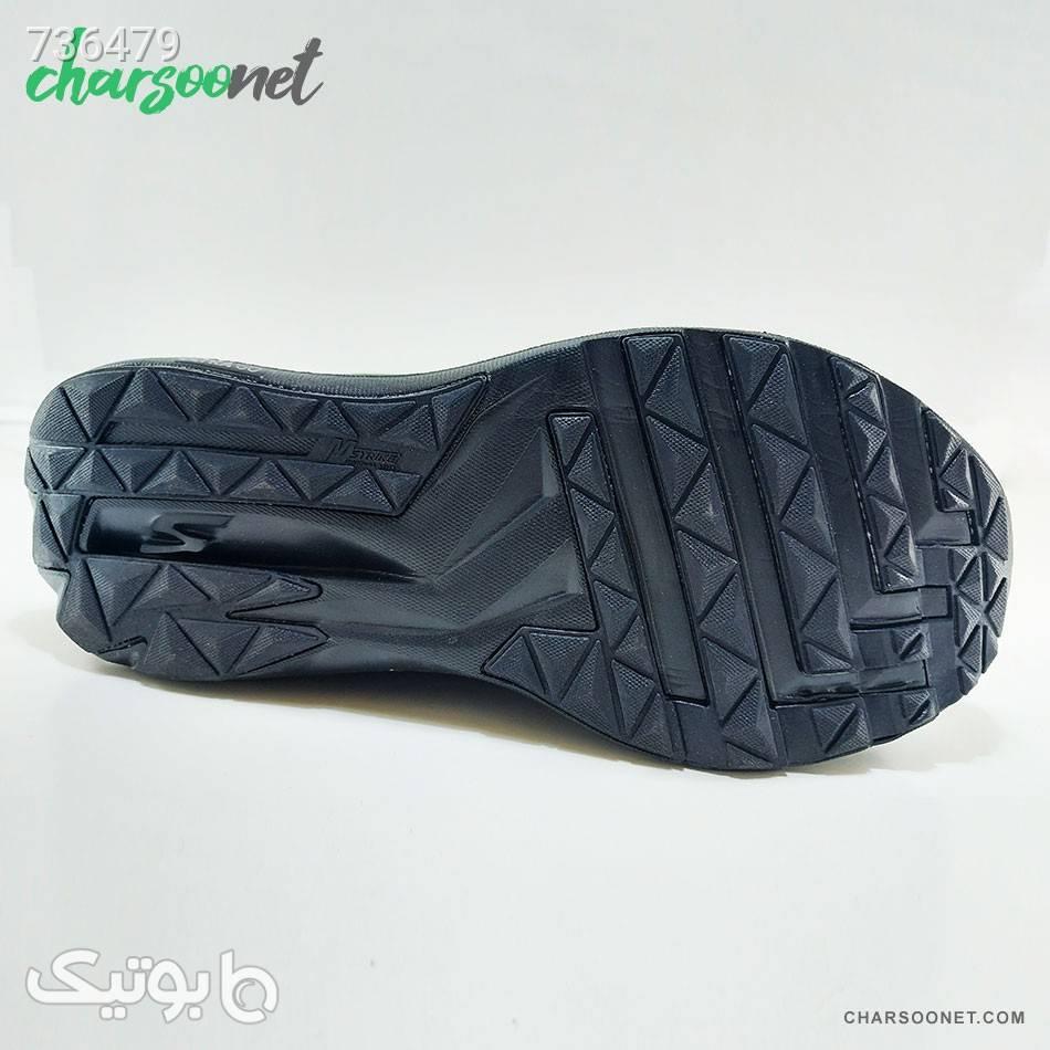 کفش راحتی زنانه اسکیچرز Skechers React آبی كتانی زنانه