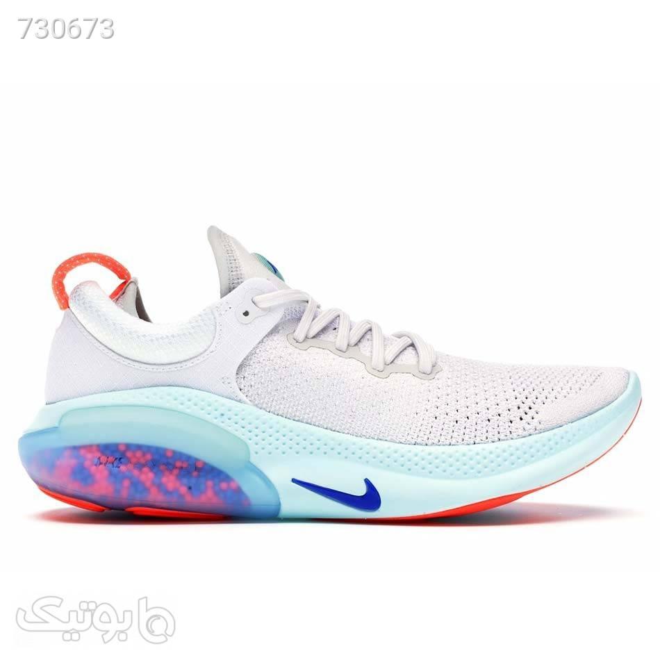 کفش رانینگ نایک زنانه Nike joyRide Run سفید كتانی زنانه