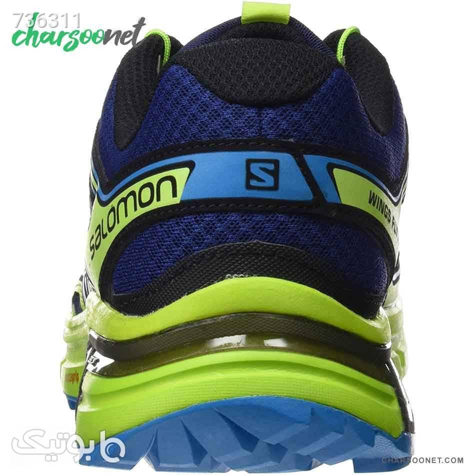 کفش اسپرت سالامون مدل Salomon Wings Flyte 2 سبز كتانی مردانه