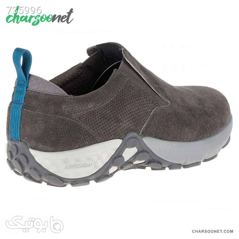 کفش اسپرت مرل Merrell Jungle Moc AC طوسی كتانی مردانه