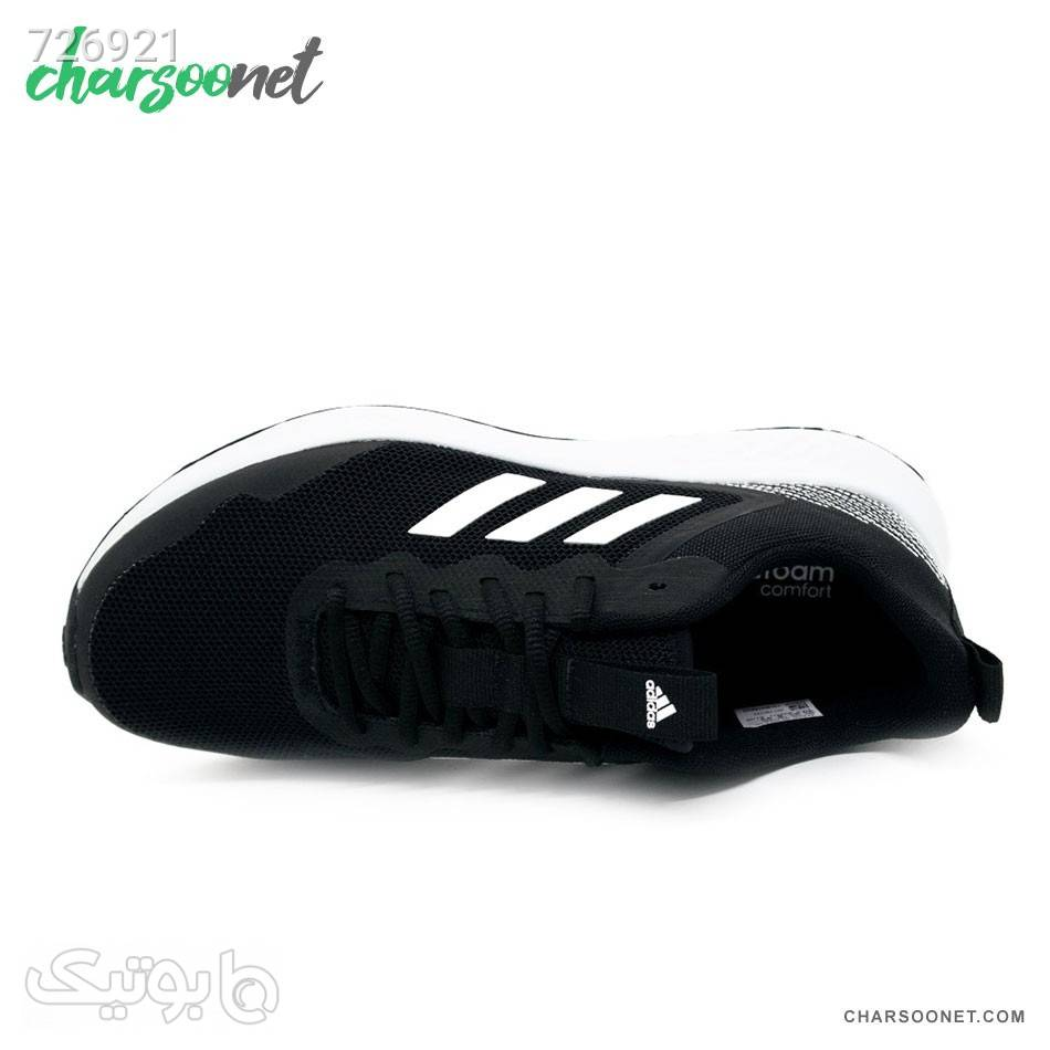 کفش لایف استایل آدیداس مردانه Adidas FluidStreet مشکی كتانی مردانه