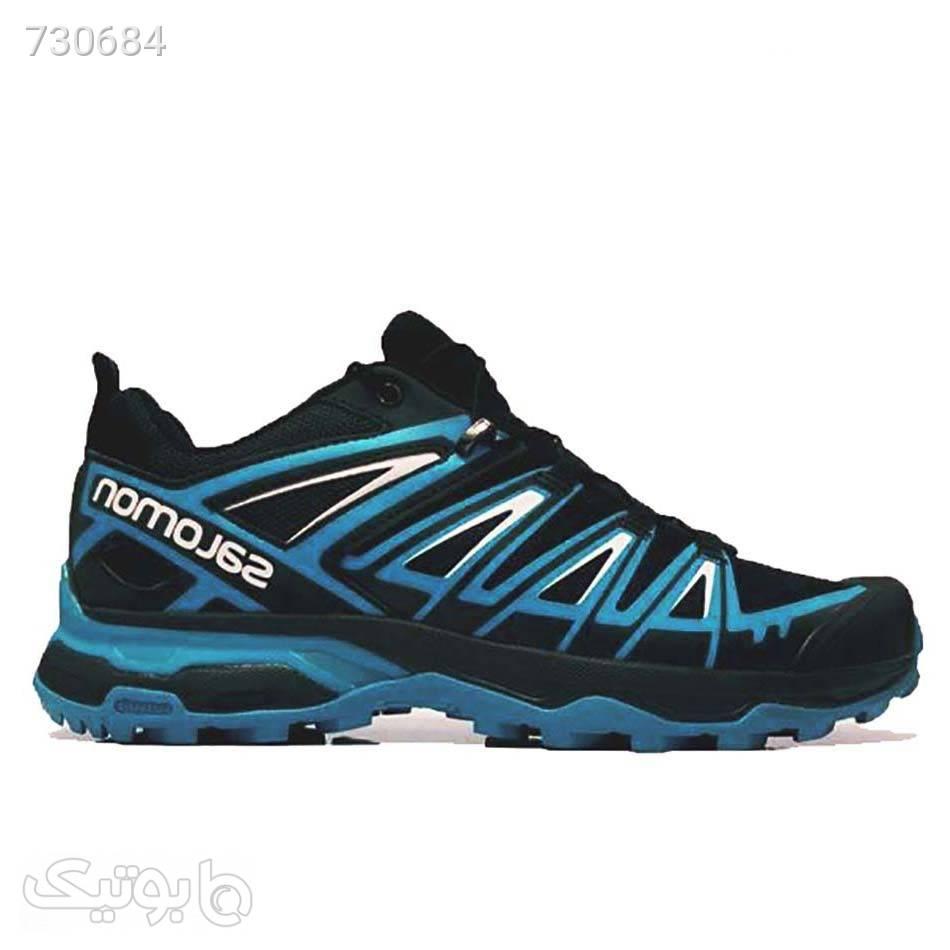 کفش پیاده رویو دویدن سالومون Salomon XUltra 3 مشکی كتانی مردانه