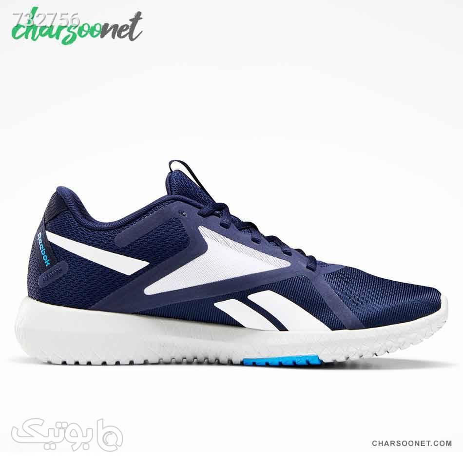 کفش پیاده روی ریباک مردانه Reebok Flexagon Force 2 سورمه ای كتانی مردانه