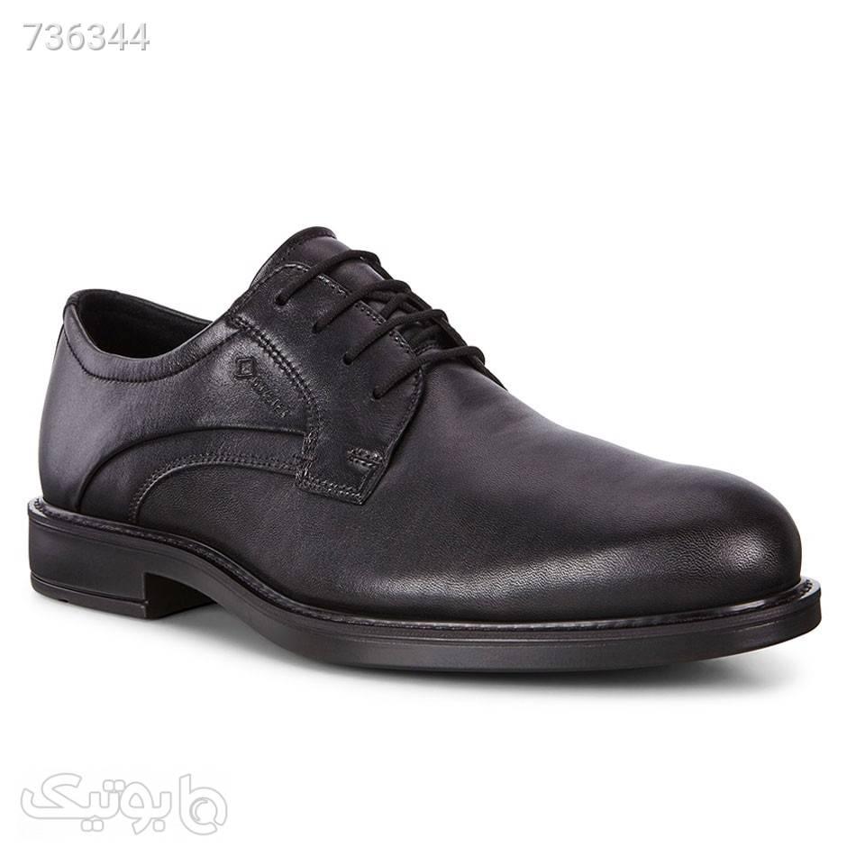 کفش اکو مجلسی مردانه Ecco Vitrus III مشکی كفش مردانه