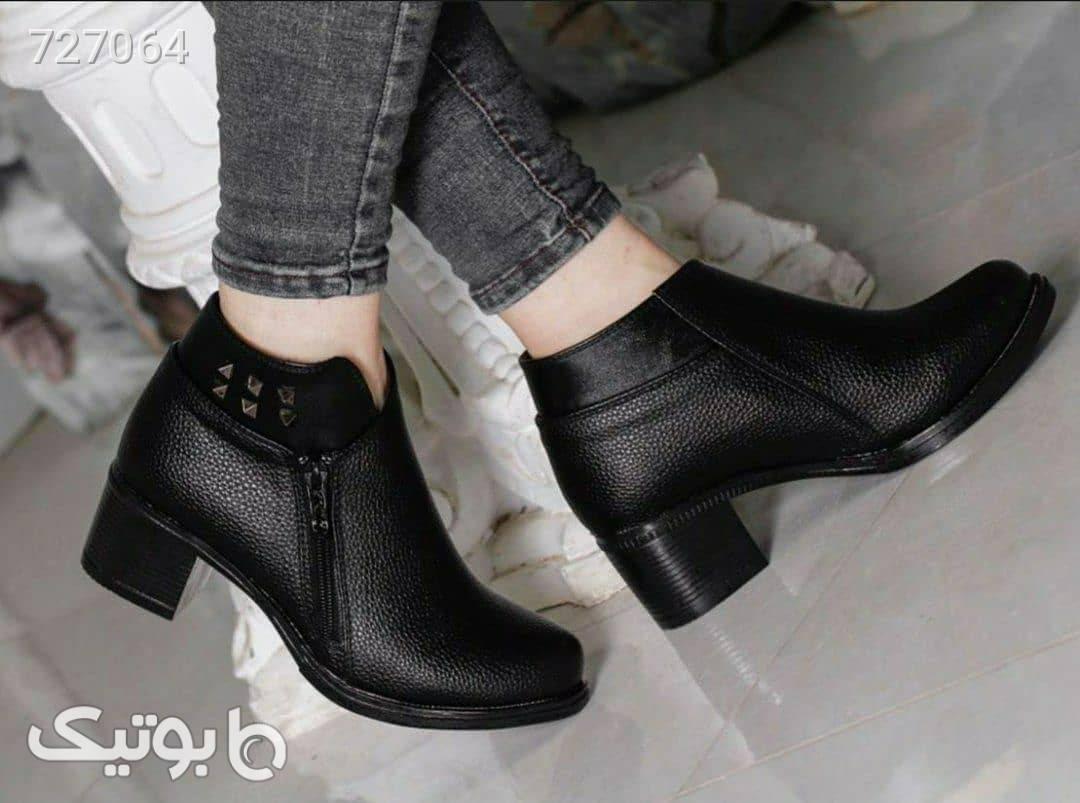 کفش زنانه  مشکی كفش پاشنه بلند زنانه