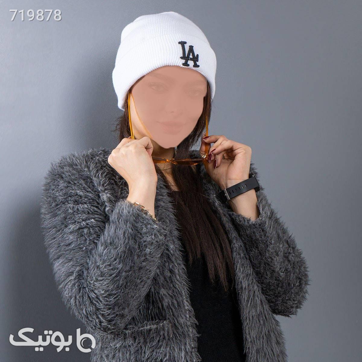 كلاه دخترانه LA مدل Paknaz سبز کلاه و اسکارف