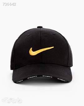 کلاه لبه گرد Nike کد 2991Black مشکی کلاه و اسکارف
