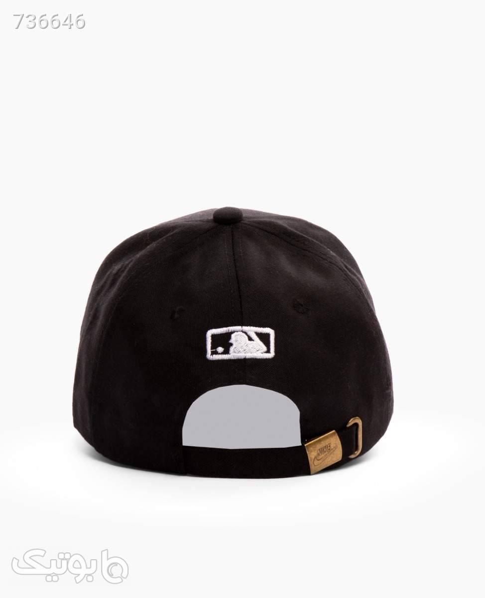 کلاه لبه گرد Nike کد 9761Black مشکی کلاه و اسکارف
