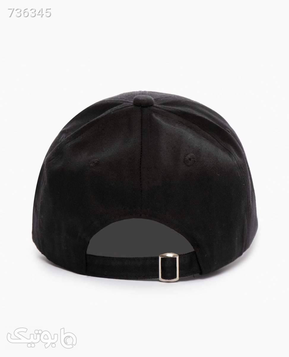 کلاه لبه گرد Puma کد 7744Black مشکی کلاه و اسکارف