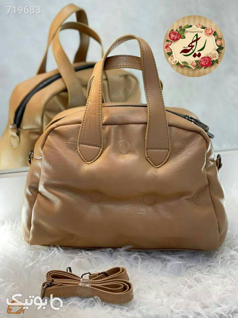 کیف زنانه دستی و دوشی مشکی كيف زنانه