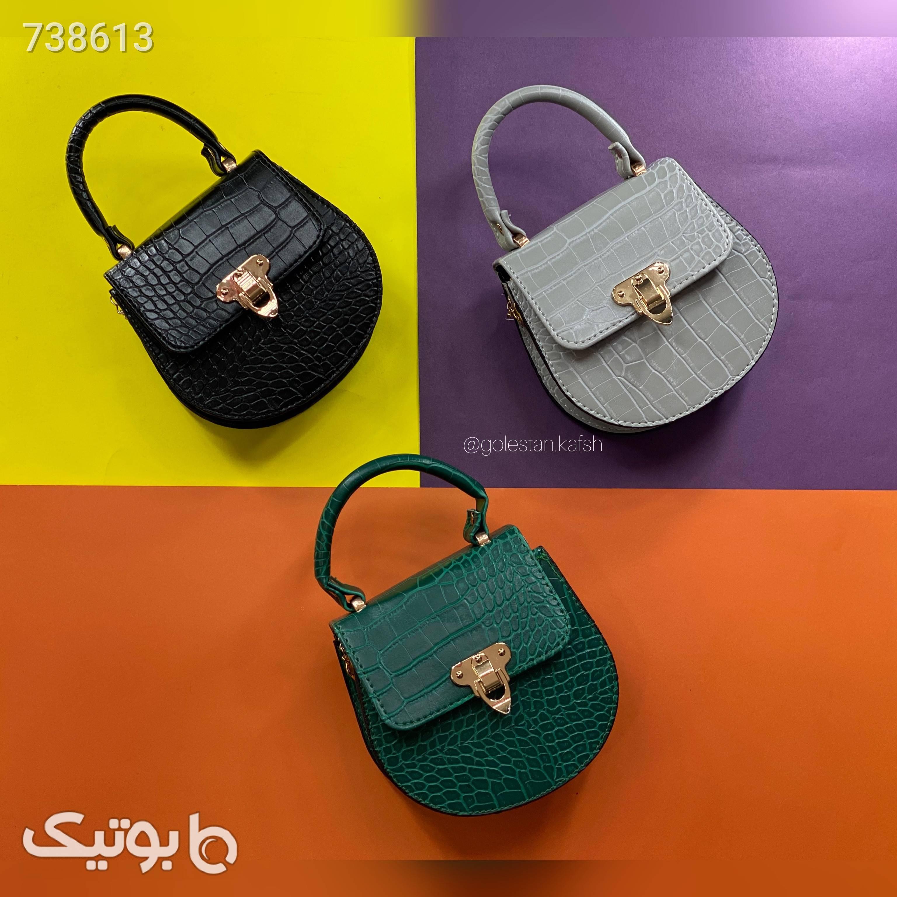 کیف  سبز كيف زنانه