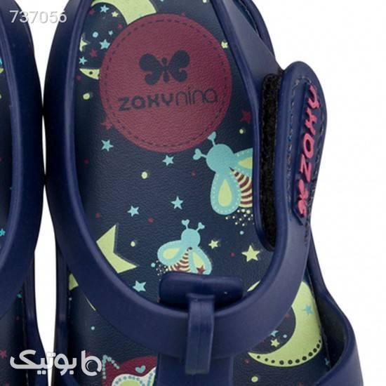 صندل نوزادی زاکسی مدل 1725190103 سورمه ای کیف و کفش بچگانه