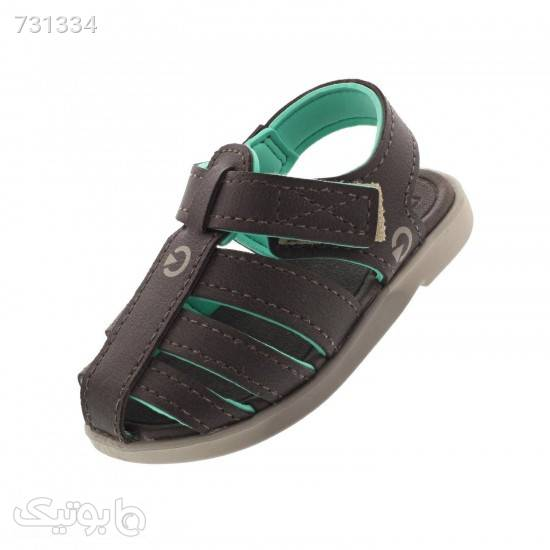 صندل نوزادی کارتاگو مدل 1121024458 مشکی کیف و کفش بچگانه