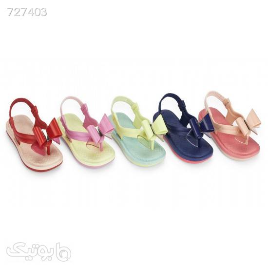 صندل نوزادی گرندا مدل 1720790061 سورمه ای کیف و کفش بچگانه