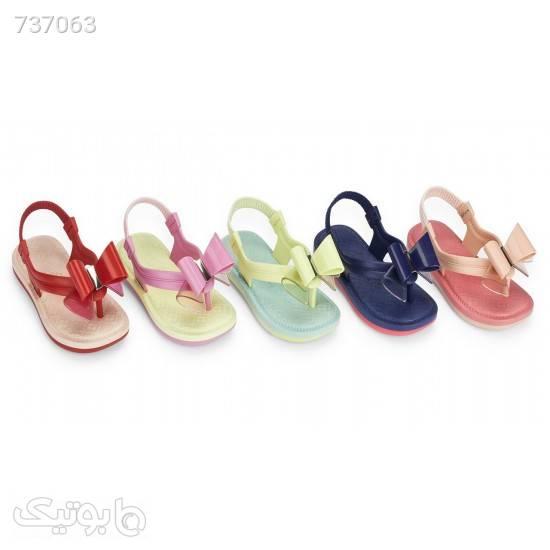 صندل نوزادی گرندا مدل 1720790405 فیروزه ای کیف و کفش بچگانه