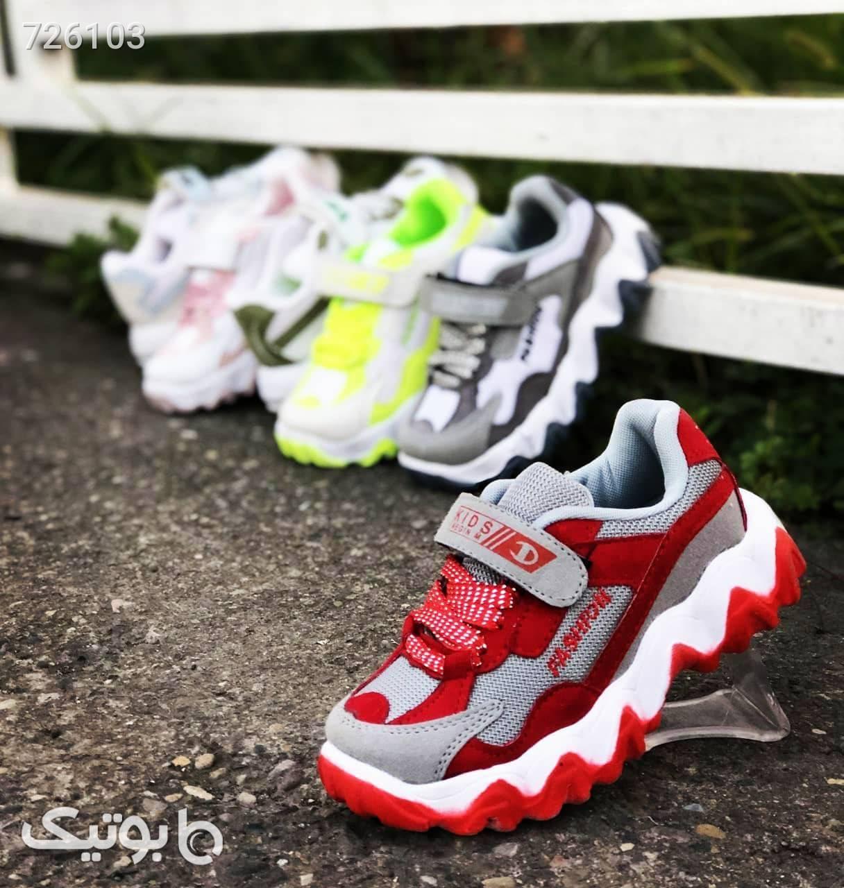 کفش بچه گانه قرمز کیف و کفش بچگانه