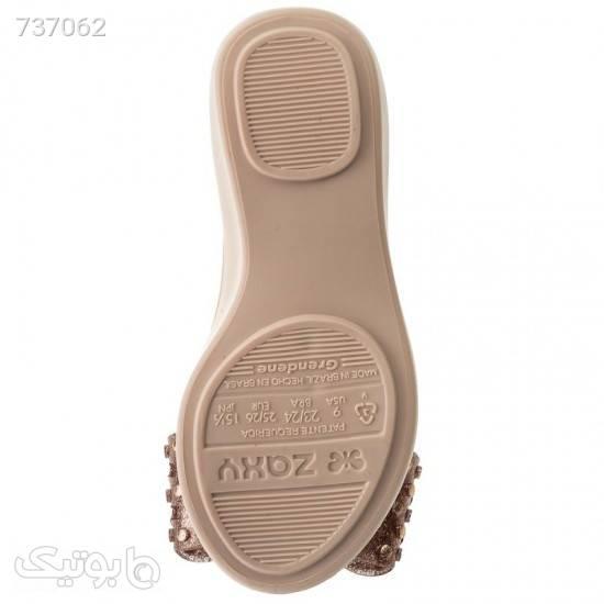 کفش بچگانه زاکسی مدل 1730590078 کرم کیف و کفش بچگانه