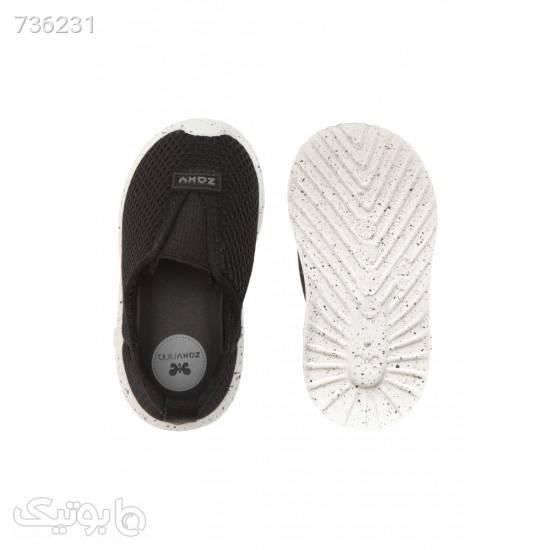 کفش نوزادی زاکسی مدل90168 17379 مشکی کیف و کفش بچگانه
