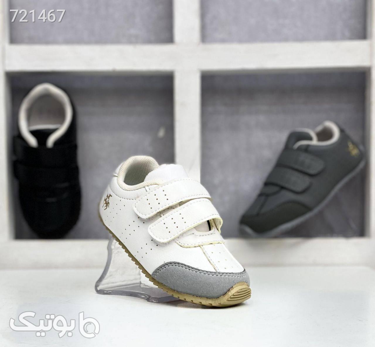 کفش پولو مشکی کیف و کفش بچگانه