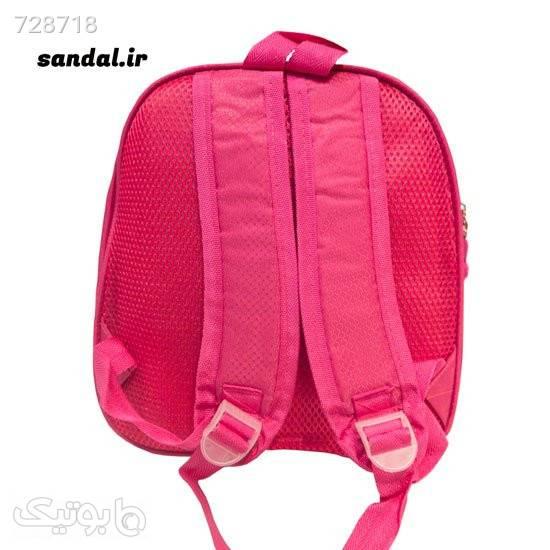 کوله پشتی ال او ال مدل 2444LOL Backpack  صورتی کیف و کفش بچگانه