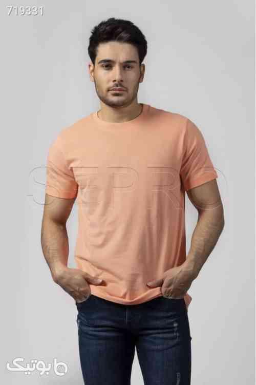 تیشرت آستین پاکتی PULL & BEAR  - تی شرت و پولو شرت مردانه
