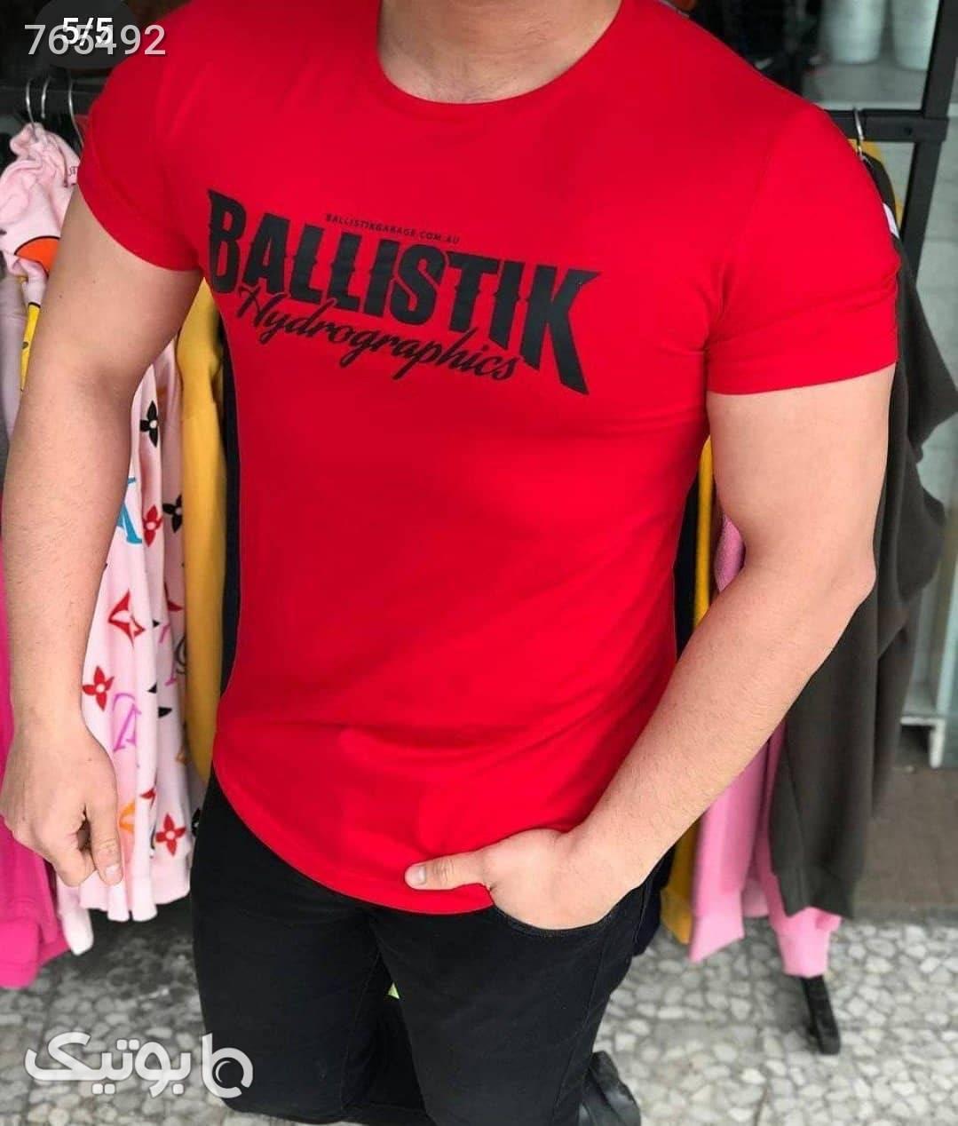 تیشرت مردانه  قرمز تی شرت و پولو شرت مردانه