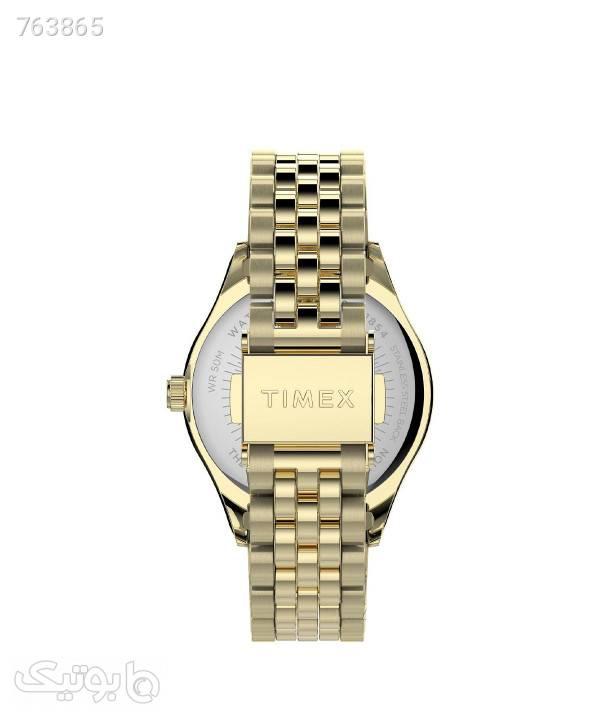 ساعت مچی زنانه تایمکس Timex مدل TW2T87100 نقره ای ساعت
