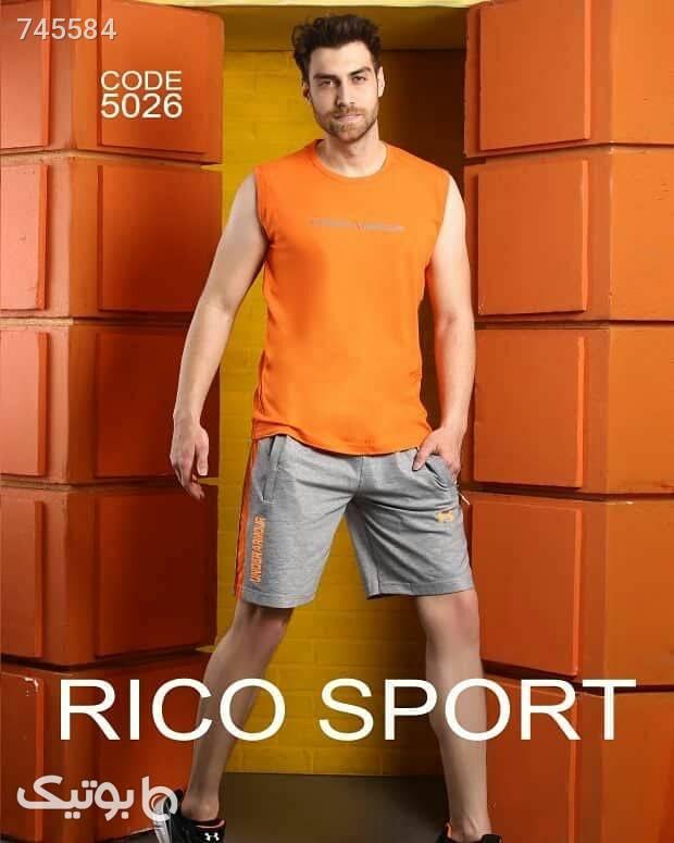 ست مردانه  زرد ست ورزشی مردانه
