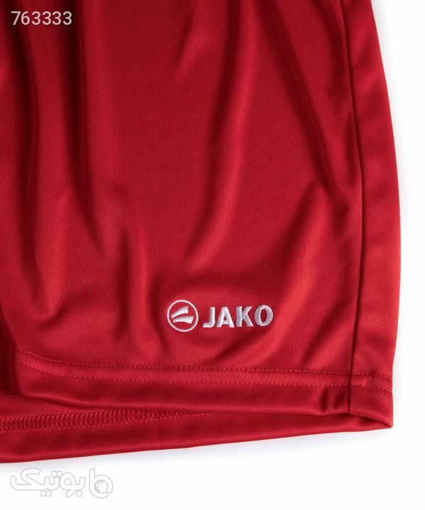 شورت ورزشی زنانه جاکو Jako مدل 4412 قرمز شلوارک زنانه