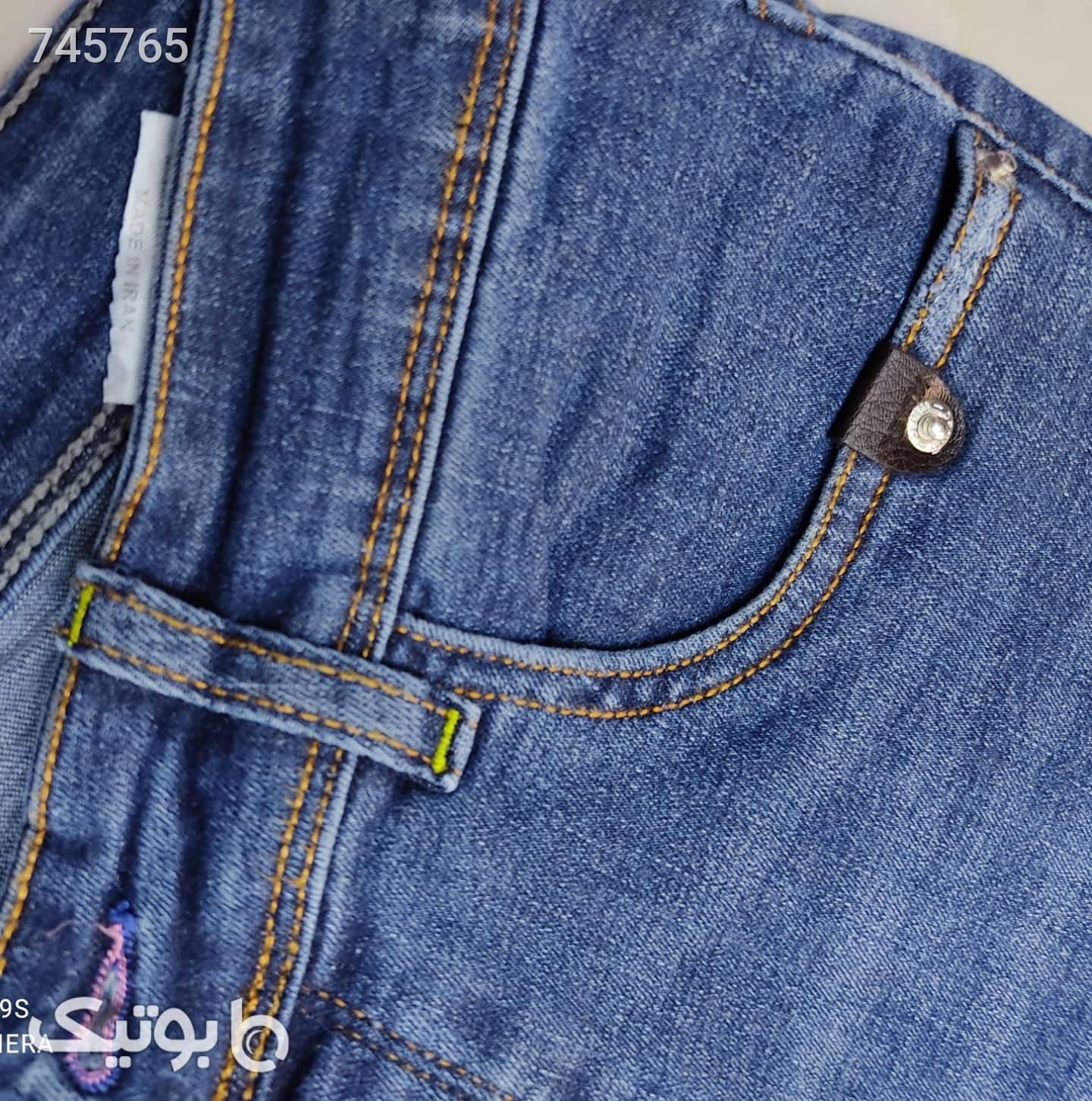 شلوار جین ترک سورمه ای شلوار جین مردانه
