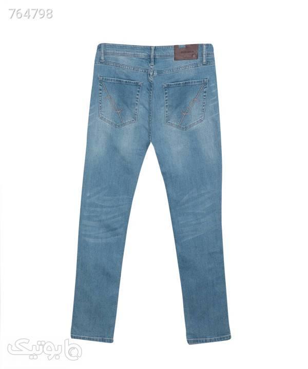 شلوار جین مردانه جوتی جینز JootiJeans کد 94581811 آبی شلوار جین مردانه