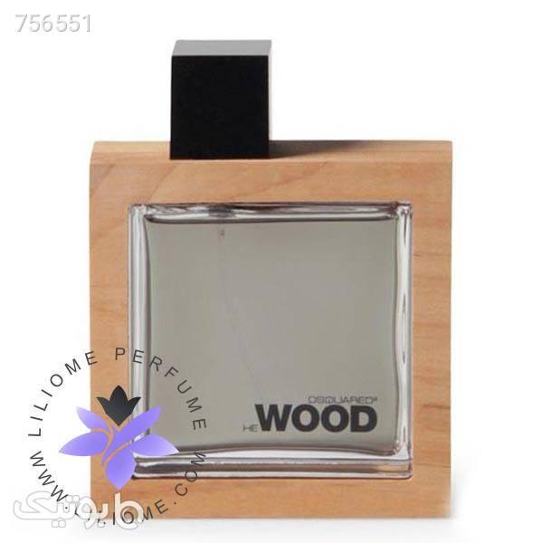 تستر اورجینال عطر هی وود مردانهقهوه ای | He Wood قهوه ای عطر و ادکلن